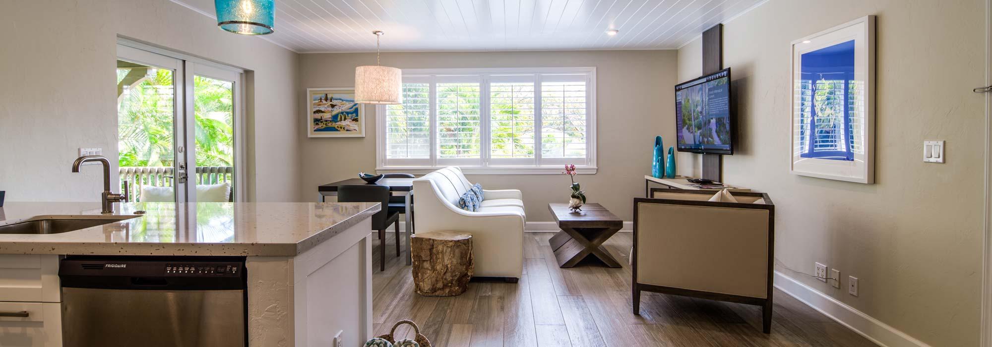 Luxury Villa Living Room.