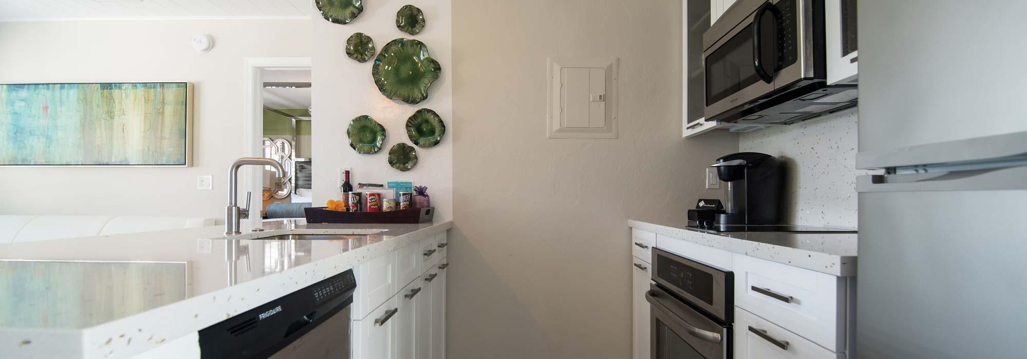 Luxury Villa Full Kitchen